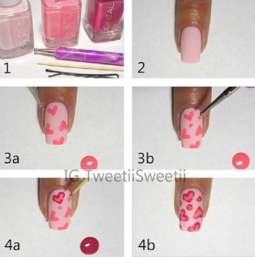 15-Easy-Simple-Valentines-Day-Nails-Tutorials-For-Beginners-2017-5