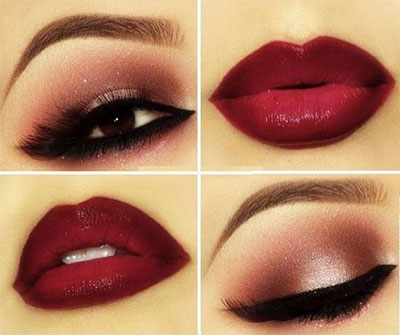 20-Best-Valentines-Day-Face-Eye-Makeup-Ideas-Looks-2017-17