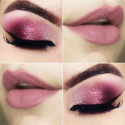 20-Best-Valentines-Day-Face-Eye-Makeup-Ideas-Looks-2017-18