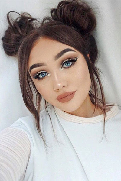 20-Best-Valentines-Day-Face-Eye-Makeup-Ideas-Looks-2017-6