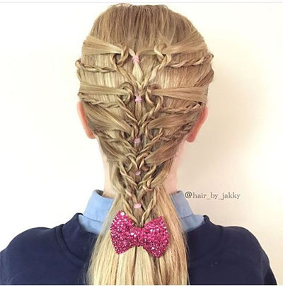 20-Valentines-Day-Hairstyles-For-Kids-Girls-Women-2016-1