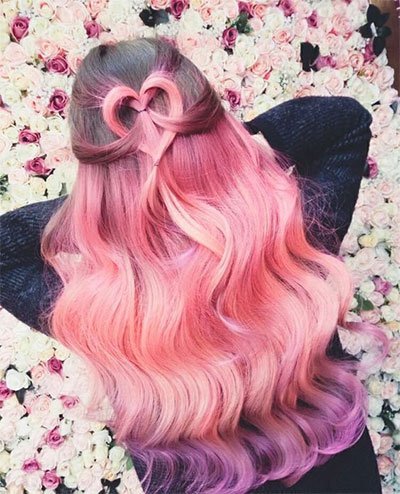 20-Valentines-Day-Hairstyles-For-Kids-Girls-Women-2016-10