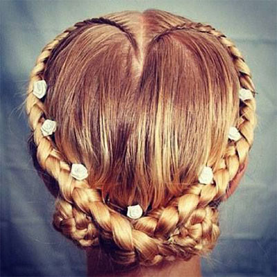 20-Valentines-Day-Hairstyles-For-Kids-Girls-Women-2016-12