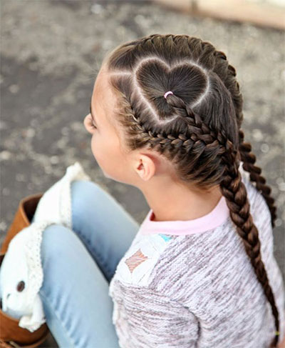 20-Valentines-Day-Hairstyles-For-Kids-Girls-Women-2016-16