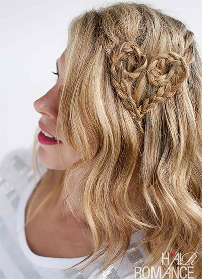 20-Valentines-Day-Hairstyles-For-Kids-Girls-Women-2016-18