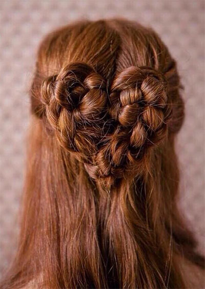 20-Valentines-Day-Hairstyles-For-Kids-Girls-Women-2016-6