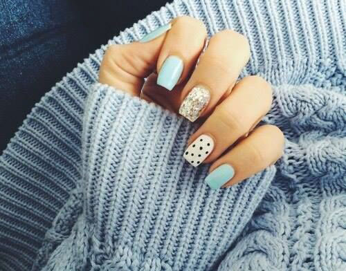 25 Best Winter Nail Art Designs Ideas 2017 Modern Fashion Blog