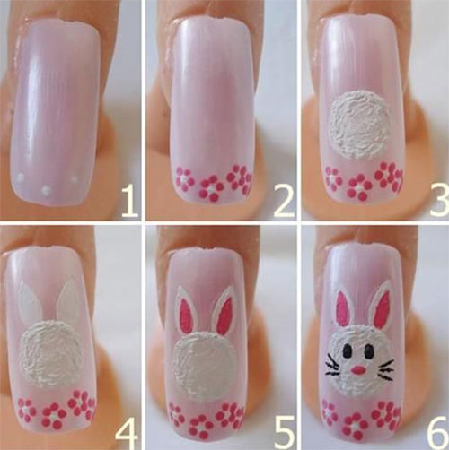 10-Step-By-Step-Easter-Nail-Art-Tutorials-For-Learners-2017-8