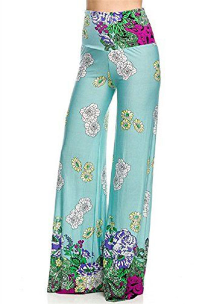 12-Loose-Floral-Pants-For-Girls-Women-2017-Spring-Fashion-9