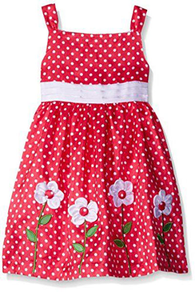 15-Spring-Dresses -Outfits-For-Newborn-Kids-Girls-2017-8