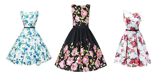 Spring Clothes Dresses Girls Women