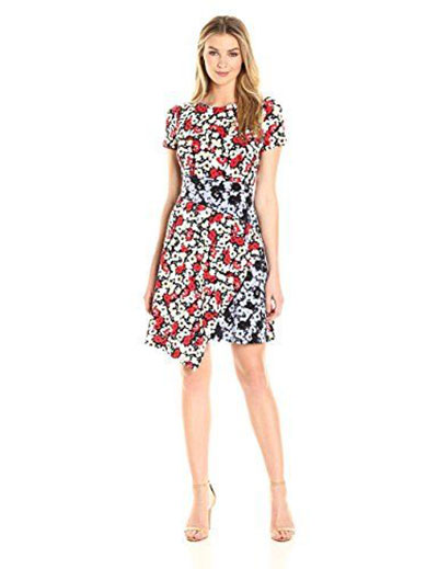 16-Spring-Floral-Dresses-Outfits-For-Ladies-2017-10