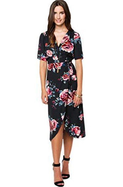 16-Spring-Floral-Dresses-Outfits-For-Ladies-2017-4