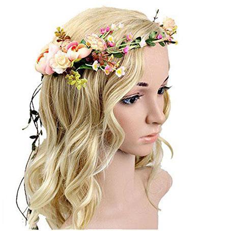 15+ Floral Headbands   Crowns For Kids   Girls 2017  b6ec10614d6