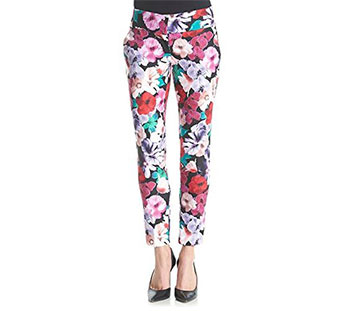 15-Floral-Print-Pants-For-Girls-Women-2017-Spring-Fashion-5