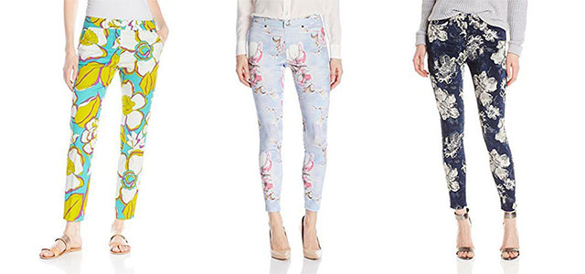 15-Floral-Print-Pants-For-Girls-Women-2017-Spring-Fashion-F