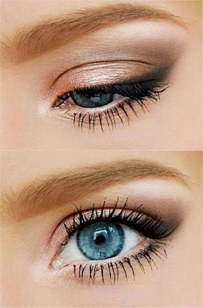 15-Spring-Eye-Face-Makeup-Looks-Ideas-2017-14