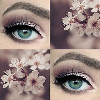 15-Spring-Eye-Face-Makeup-Looks-Ideas-2017-15