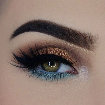 15-Spring-Eye-Face-Makeup-Looks-Ideas-2017-9