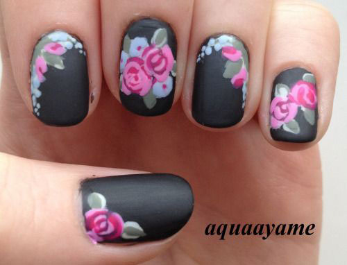 20-Floral-Nail-Art-Designs-Ideas-2017-Spring-Nails-10