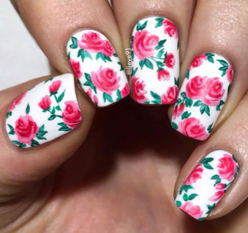 20-Floral-Nail-Art-Designs-Ideas-2017-Spring-Nails-13