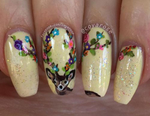 20-Floral-Nail-Art-Designs-Ideas-2017-Spring-Nails-18