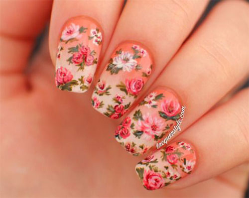 20-Floral-Nail-Art-Designs-Ideas-2017-Spring-Nails-4