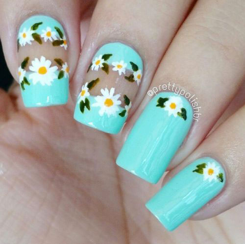 20-Floral-Nail-Art-Designs-Ideas-2017-Spring-Nails-7