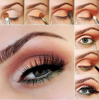 10-Easy-Simple-Summer-Makeup-Tutorials-For-Beginner-2017-1