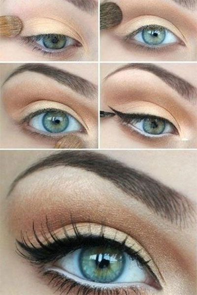 10-Easy-Simple-Summer-Makeup-Tutorials-For-Beginner-2017-3