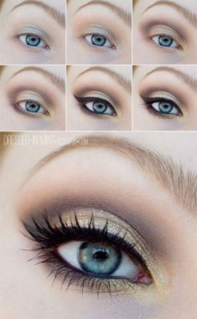 10-Easy-Simple-Summer-Makeup-Tutorials-For-Beginner-2017-4