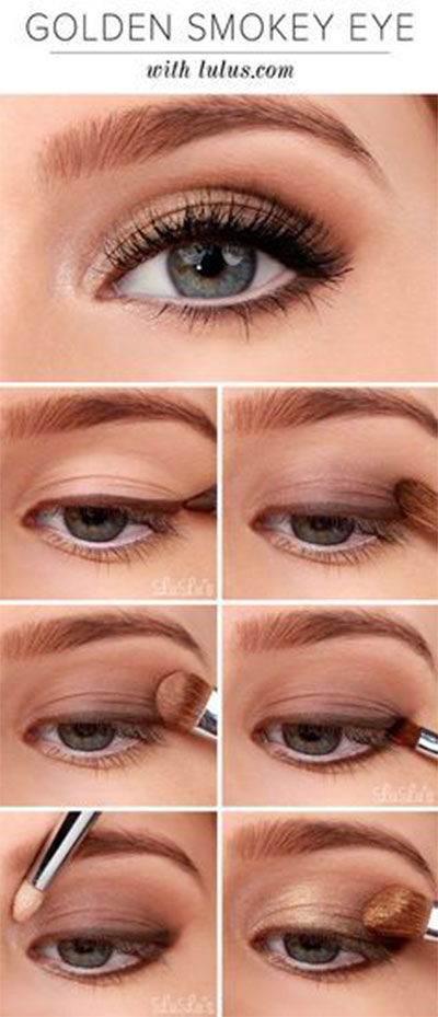 10-Easy-Simple-Summer-Makeup-Tutorials-For-Beginner-2017-7