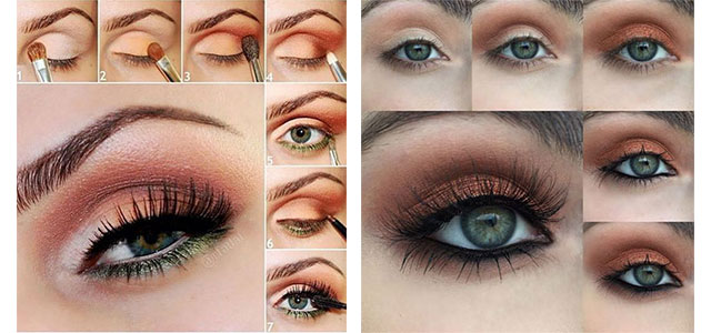 10-Easy-Simple-Summer-Makeup-Tutorials-For-Beginner-2017-F