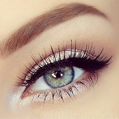 10-Natural-Summer-Eye-Makeup-Trends-Ideas-For-Girls-Women-2017-5