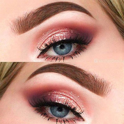 10-Natural-Summer-Eye-Makeup-Trends-Ideas-For-Girls-Women-2017-9