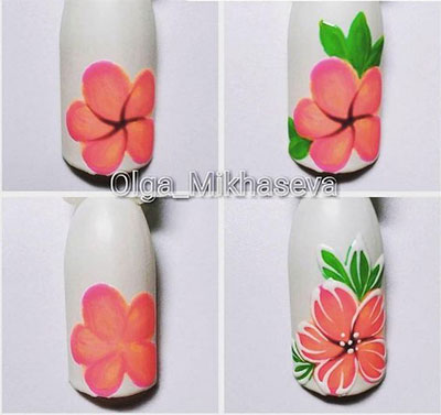 12-Step-By-Step-Summer-Nail-Art-Tutorials-For-Learners-2017-6