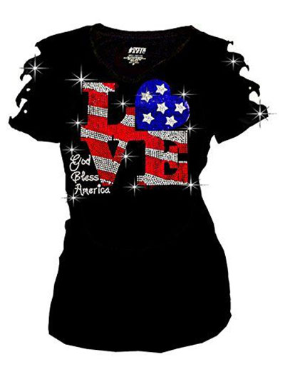 15-Awesome-4th-of-July-T-Shirts-For-Women-2017-Patriotic-Outfits-1