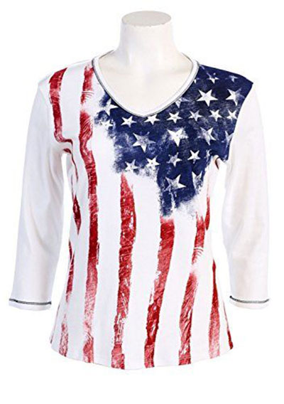 15-Awesome-4th-of-July-T-Shirts-For-Women-2017-Patriotic-Outfits-10