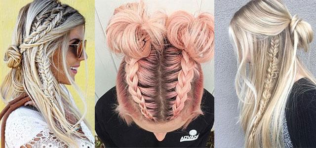 15 Best Summer Hairstyles Ideas Looks For Girls Women 2017
