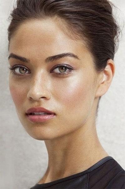 15-Natural-Summer-Face-Makeup-Trends-Ideas-For-Girls-Women-2017-14