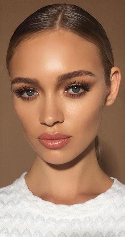 15-Natural-Summer-Face-Makeup-Trends-Ideas-For-Girls-Women-2017-4