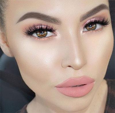 15-Natural-Summer-Face-Makeup-Trends-Ideas-For-Girls-Women-2017-7