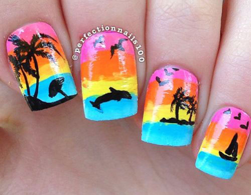 20-Best-Summer-Nails-Art-Designs-Ideas-2017-17