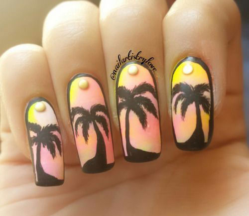 20-Best-Summer-Nails-Art-Designs-Ideas-2017-19