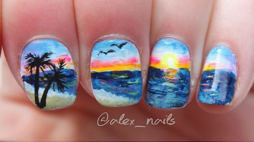 20-Best-Summer-Nails-Art-Designs-Ideas-2017-20