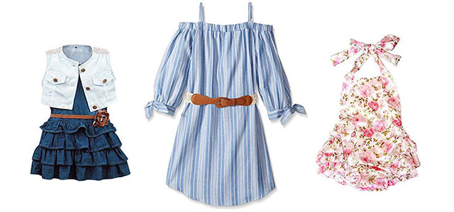 20 Cute Summer Dresses For Babies Kids S