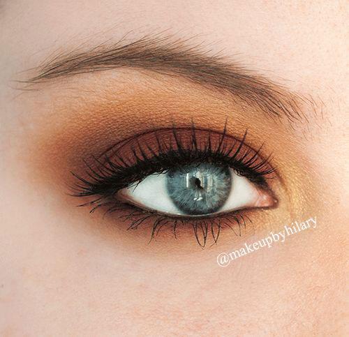 10-Autumn-Eye-Makeup-Looks-Ideas-For-Girls-Women-2017-4