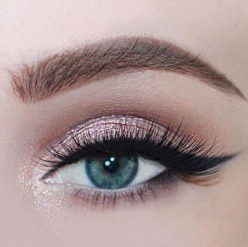 10-Autumn-Eye-Makeup-Looks-Ideas-For-Girls-Women-2017-7