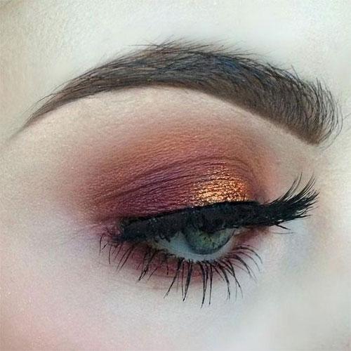 10-Autumn-Eye-Makeup-Looks-Ideas-For-Girls-Women-2017-9