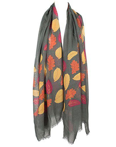 12-Autumn-Leaves-Scarves-For-Girls-Women-2017-Scarf-Collection-12